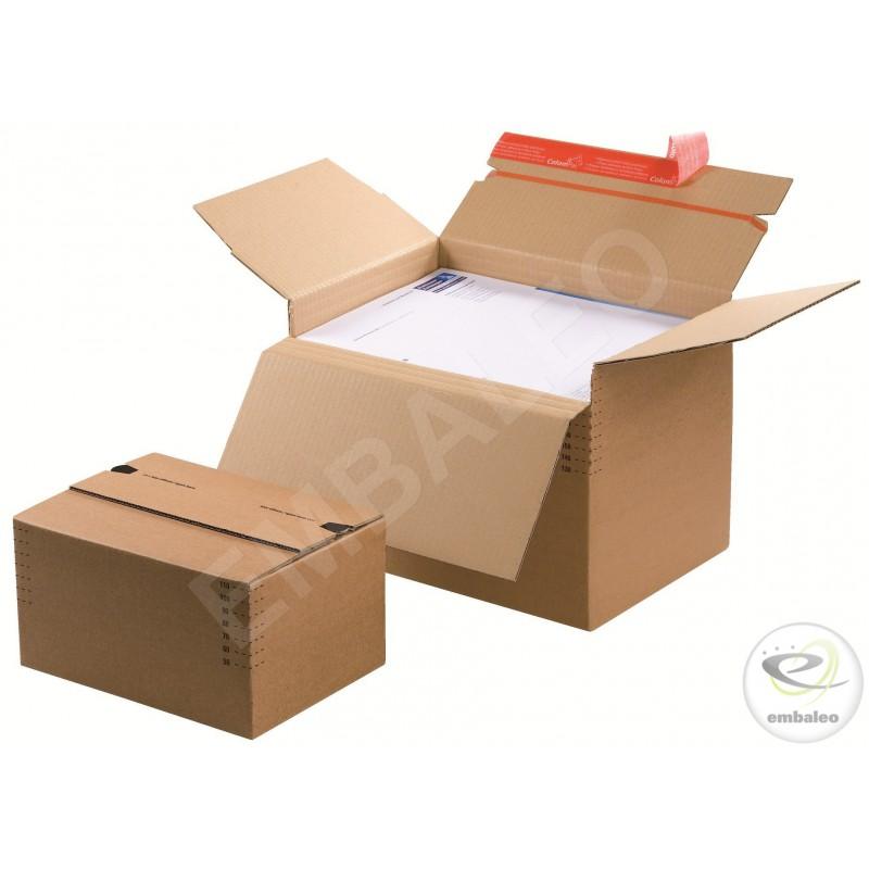 boite postale à hauteur variable