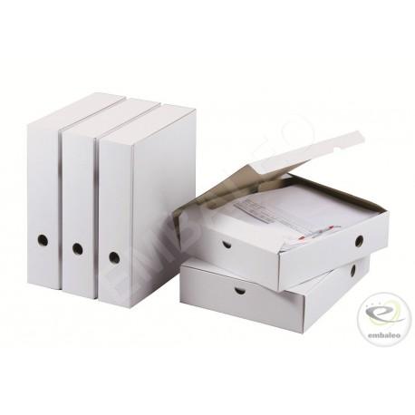 Boites archives A4 25,5 x 7,1 x 31 cm
