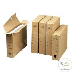Boites archives A4 31,6 x 6,3 x 23,8 cm