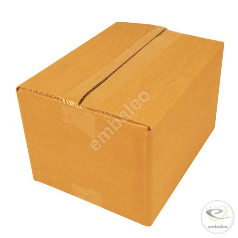 Boite En Carton Double Cannelure 16x12x11 Cm