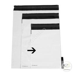 Pochettes plastiques opaques n°1 24 x 35 cm 55µ