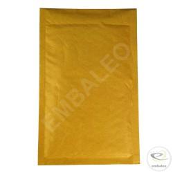 Enveloppe bulle marron B Mail Lite Gold 12 x 21 cm