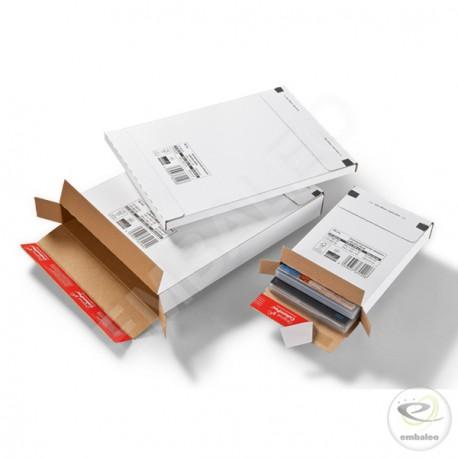 Boite carton type Lettre Max / Suivie 26,2 x 37,4 x 2,9 cm