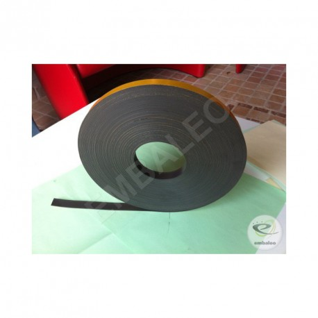 Ruban Magnétique Adhésif 25 mm