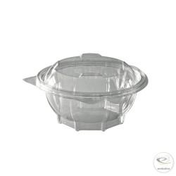 Bol à salade jetable avec charnière déchirable 750 ml Ø 173 mm
