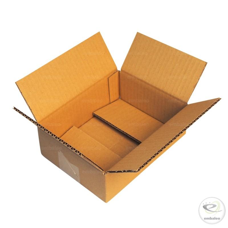 montage du fond de la boite carton