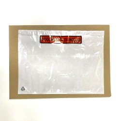 Enveloppes carton Embaleo 26,5 x 19 cm + Pochettes DCI 22 x 16 cm