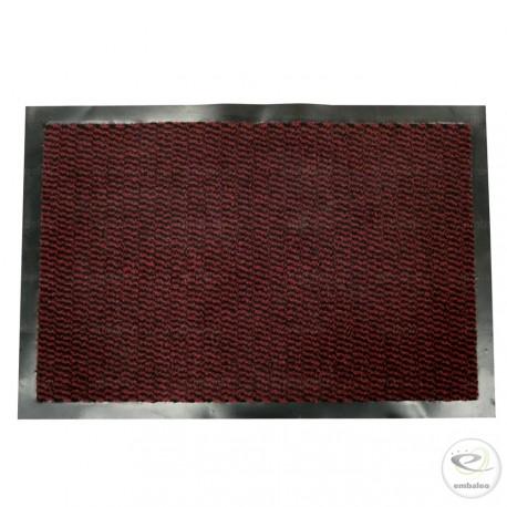 Tapis Antipoussière 40x60 cm - Paillasson Bordeaux
