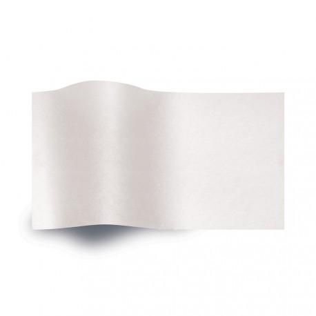 Papier de soie blanc