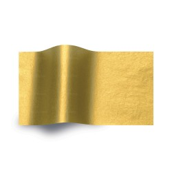 Papier de soie or