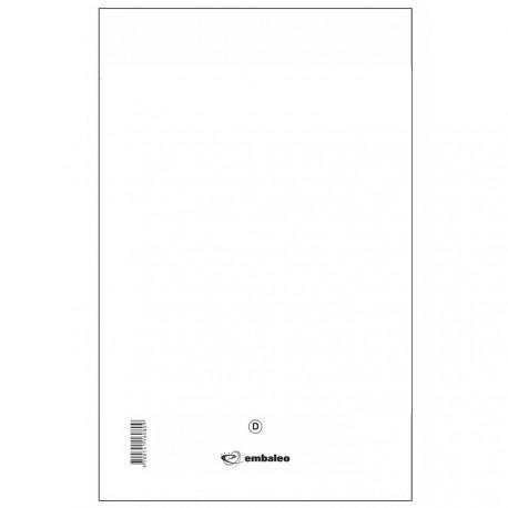 Nouvelle enveloppe bulle blanche Embaleo D 18 x 26 cm (PRÉVENTE)