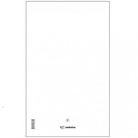 Nouvelle enveloppe bulle blanche Embaleo F 22 x 33 cm (PRÉVENTE)