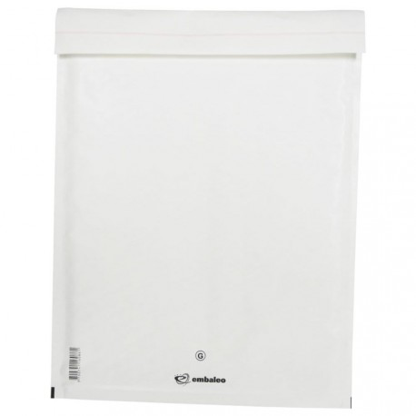 Enveloppe bulle blanche Embaleo G 24x33cm