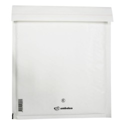 Enveloppe bulle blanche Embaleo E 22 x 26 cm