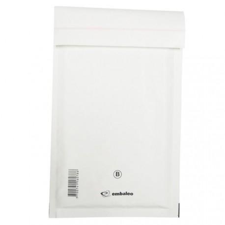 Enveloppe bulle blanche Embaleo B 12 x 21 cm