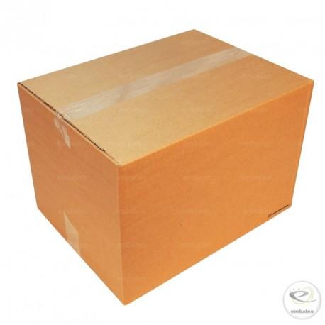 Carton simple cannelure 40 x 30 x 20 cm