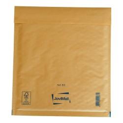Enveloppe bulle marron E Mail Lite Gold 22 x 26 cm