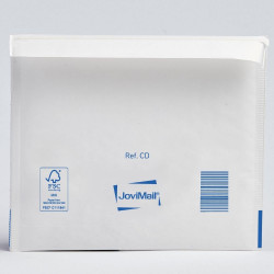 Enveloppe à Bulles CD Mail Lite 18 x 16 cm