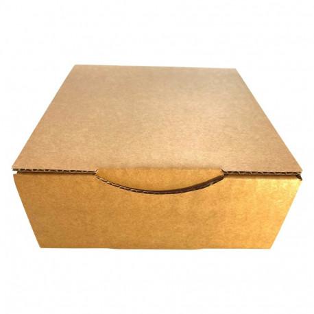 Petite boite postale carrée 15 x 15 x 6 cm