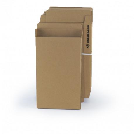 Boite carton type Lettre Max / Suivie 17,5 x 28,5 x 3 cm