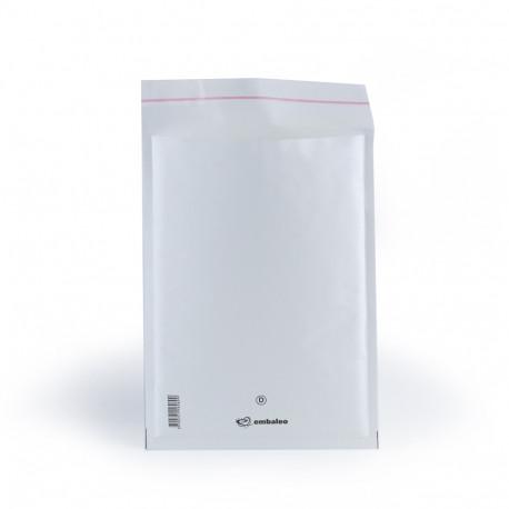 Enveloppe bulle blanche Embaleo D 18 x 26 cm
