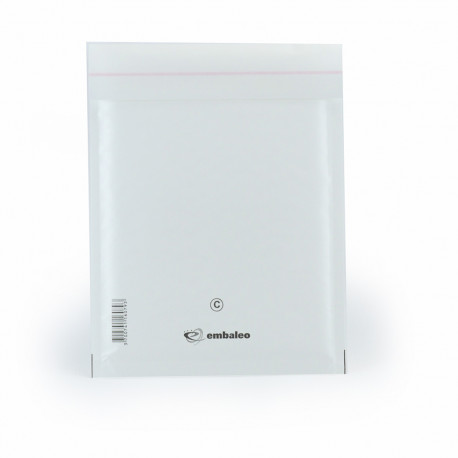Enveloppe bulle blanche Embaleo C 15 x 21 cm