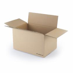 Carton simple cannelure 30 x 20 x 17 cm