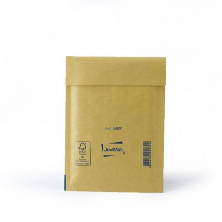 Enveloppe bulle marron A Mail Lite Gold 10 x 16 cm