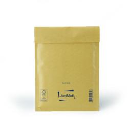 Enveloppe bulle marron C Mail Lite Gold 15 x 21 cm