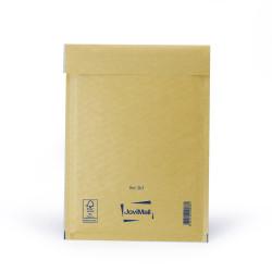 Enveloppe bulle marron D Mail Lite Gold 18 x 26 cm
