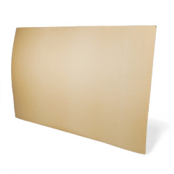Plaque intercalaire 119 X 79 cm - Carton simple cannelure