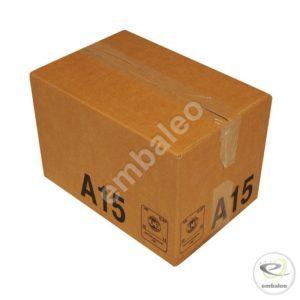 Caisse carton GALIA A15