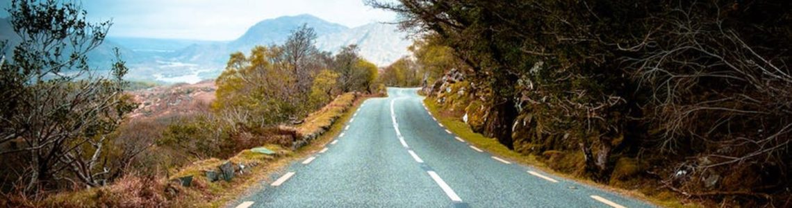 route en campagne
