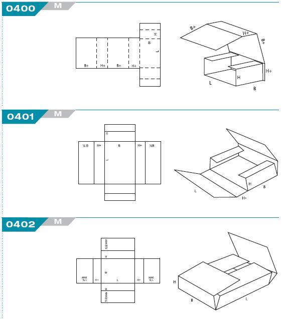 code fefco enveloppes