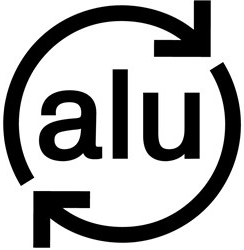 Logo Alu recyclable